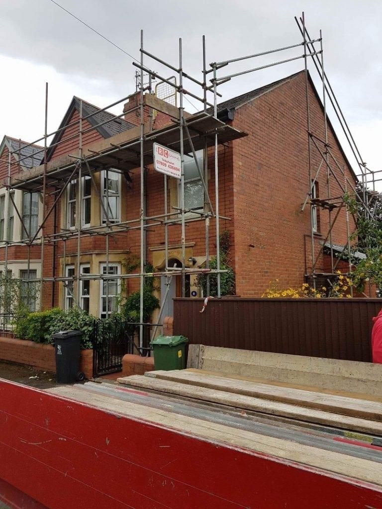 Residential Roof Repair